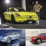 Mercedesin Heyecan Verici Geleceği