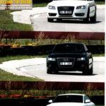 Audi A5'lerin Tur Savaşı