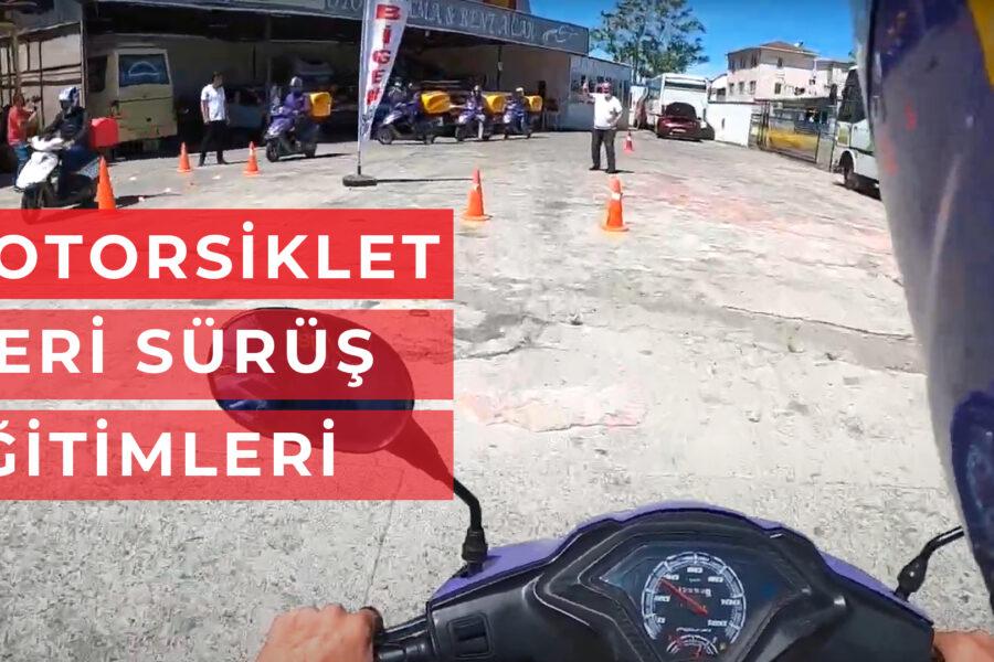 Kuryeler için Motorsiklet Eğitimi